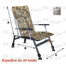 M Elektrostatyk® F8R - barva maskáčová