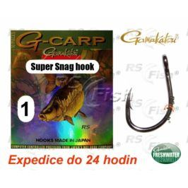 Gamakatsu® G-Carp Super Snag Hook 2