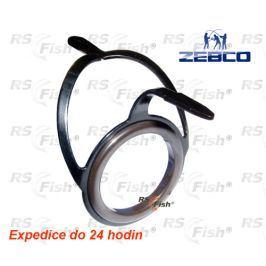 Zebco® Očko vázací dvounožkové Aluminium Oxide 025 - 1664025