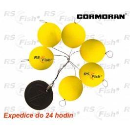 Cormoran® barva žlutá 10,0 mm - 79-50030