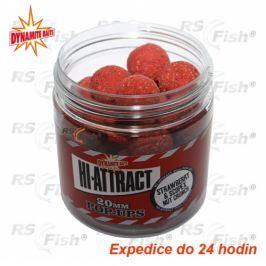 Dynamite Baits® HIT N RUN Pop-Ups - barva růžová