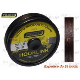 DAM® MAD Hooklink Neutral Buoancy - štěrk