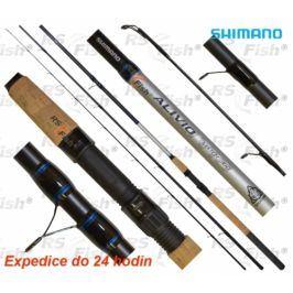 Shimano® Alivio CX Match 4,2m 20g 3díl