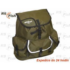 RS Fish® Piranha Green 1