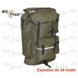 RS Fish® Baracuda Green 3