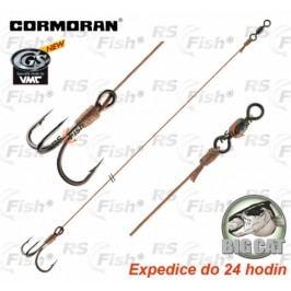 Cormoran® Big Cat Baitrig s trojháčkem 4/0 - 78-00304