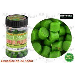 SPRO® Trout Master Garlic - barva zelená