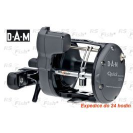 DAM® Quick Black Pirate 45 RHC