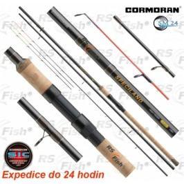 Cormoran® Speciland Heavy Feeder 360 cm 10x krmítko Kostal - mix