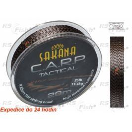 York® Sakana C.A.R.P. Tactical - barva hnědá 15,90 kg / 35 lb