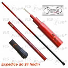 York® Red Scorpion Pole 5m