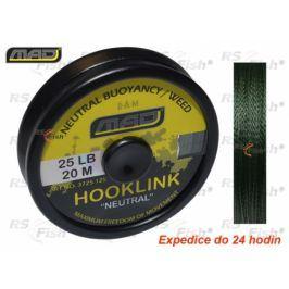 DAM® MAD Hooklink Neutral Buoancy - tráva