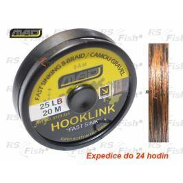 DAM® MAD Hooklink Fast Sinking - štěrk