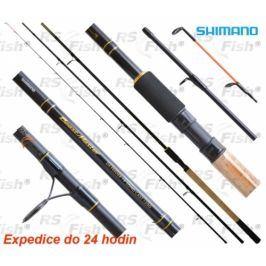 Shimano® Beastmaster DX Long Cast Feeder 4,2m - 120g 3+3díl