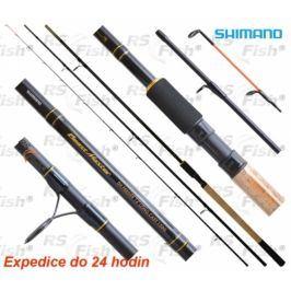 Shimano® Beastmaster DX Long Cast Feeder 4,2m - 150g 3+3díl