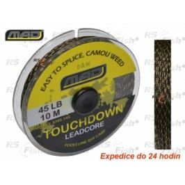 DAM® Touchdown Leadcore - Camou Weed