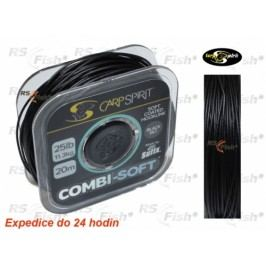 Carp Spirit Combi Soft - barva Black Silt 11,30 kg / 25 lb