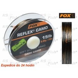 FOX® Reflex Camo - Dark Camo 6,80 kg / 15 lb - CAC452