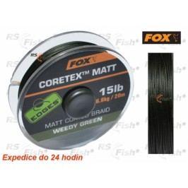FOX® Coretex Matt - Weedy Green 6,80 kg / 15 lb - CAC429