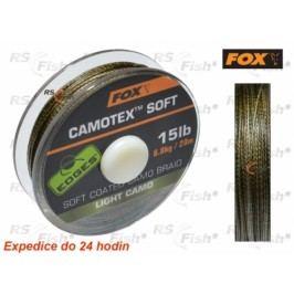 FOX® Camotex Soft - Light Camo 6,80 kg / 15 lb - CAC440