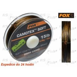 FOX® Camotex Soft - Dark Camo 6,80 kg / 15 lb - CAC446