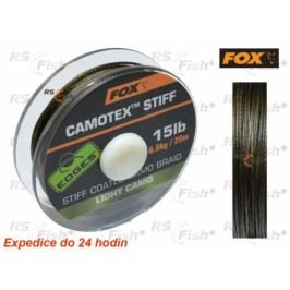 FOX® Camotex Stiff - Light Camo 6,80 kg / 15 lb - CAC437