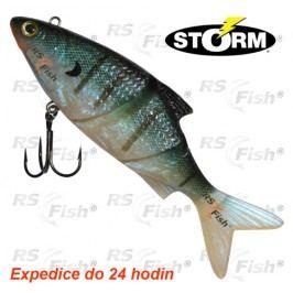 Storm™ Live Kickin´ Shad - barva Bluegill 150 mm - LKSD06BG