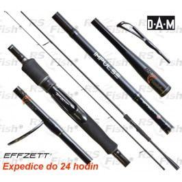 DAM® Effzett Impulse Spin 2,1m - 7 - 28g