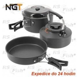 NGT Kettle, Pot & Pan