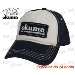 Okuma® Full Back Two Tone Blue