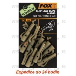 FOX® Edges Slik Safety Lead Clip