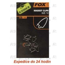 FOX® Maggot Clips - velikost 12 - CAC527