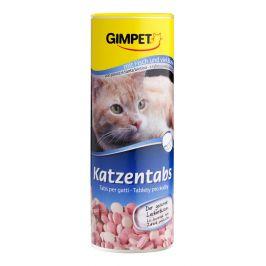 Gimpet Katzentabs tablety pro kočky s rybou 710ks