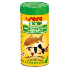 Sera základní krmivo pro sumečky a mřenky Viformo 250ml