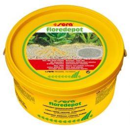 Sera výživný substrát pro rostliny při zakládání akvária Florefepot 2,4kg