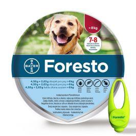 Bayer Foresto obojek pro velké psy nad 8kg 70cm