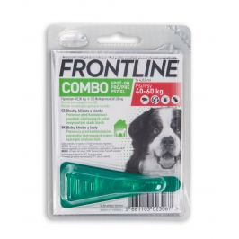 Frontline spot-on Combo pro psy XL (40-60 kg)