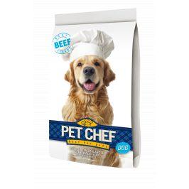 Pet Chef Dog hovězí 10kg