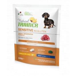 Trainer Sensitive No Gluten Adult Mini jehně a rýže 800g