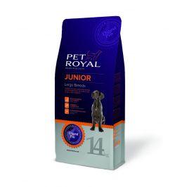 Pet Royal Junior Dog Large Breeds 14kg