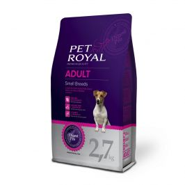 Pet Royal Adult Dog Small Breeds 2,7kg