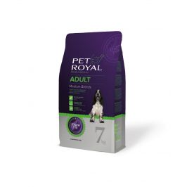 Pet Royal Adult Dog Medium Breeds 7kg