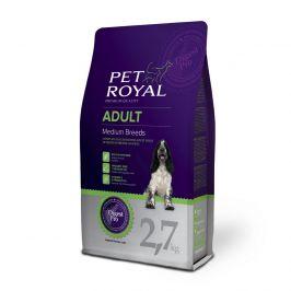 Pet Royal Adult Dog Medium Breeds 2,7kg