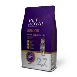 Pet Royal Senior Dog Small / Medium Breeds 2,7kg