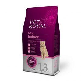 Pet Royal Feline Indoor s kuřetem 1,3kg