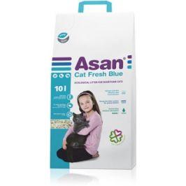 Asan Cat Fresh Blue eko-stelivo pro kočky a fretky 10l (2kg)