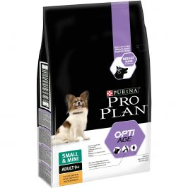 Purina Pro Plan Adult Small & Mini 9+ 7kg
