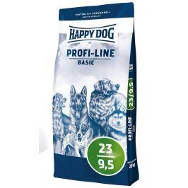 Happy Dog Profi Krokette 23/9,5 Basic 20kg