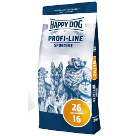Happy Dog Profi Krokette 26/16 Sportive 20kg