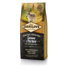 Carnilove Salmon &Turkey LB 12kg